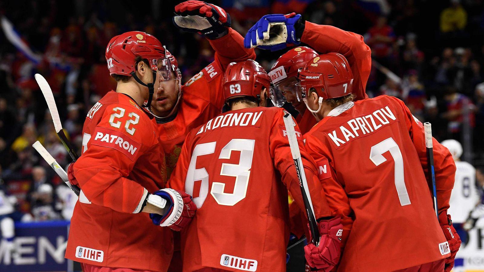 MM-kisat torstaina: Joko Venäjän hämmästyttävä tilasto murenee? - MM-jääkiekko - Sport - MTV.fi