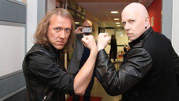 Apulanta Sipe Santapukki ja Toni Wirtanen EVS 10.5.2018 2