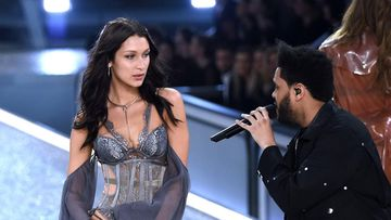 Bella Hadid ja The Weeknd