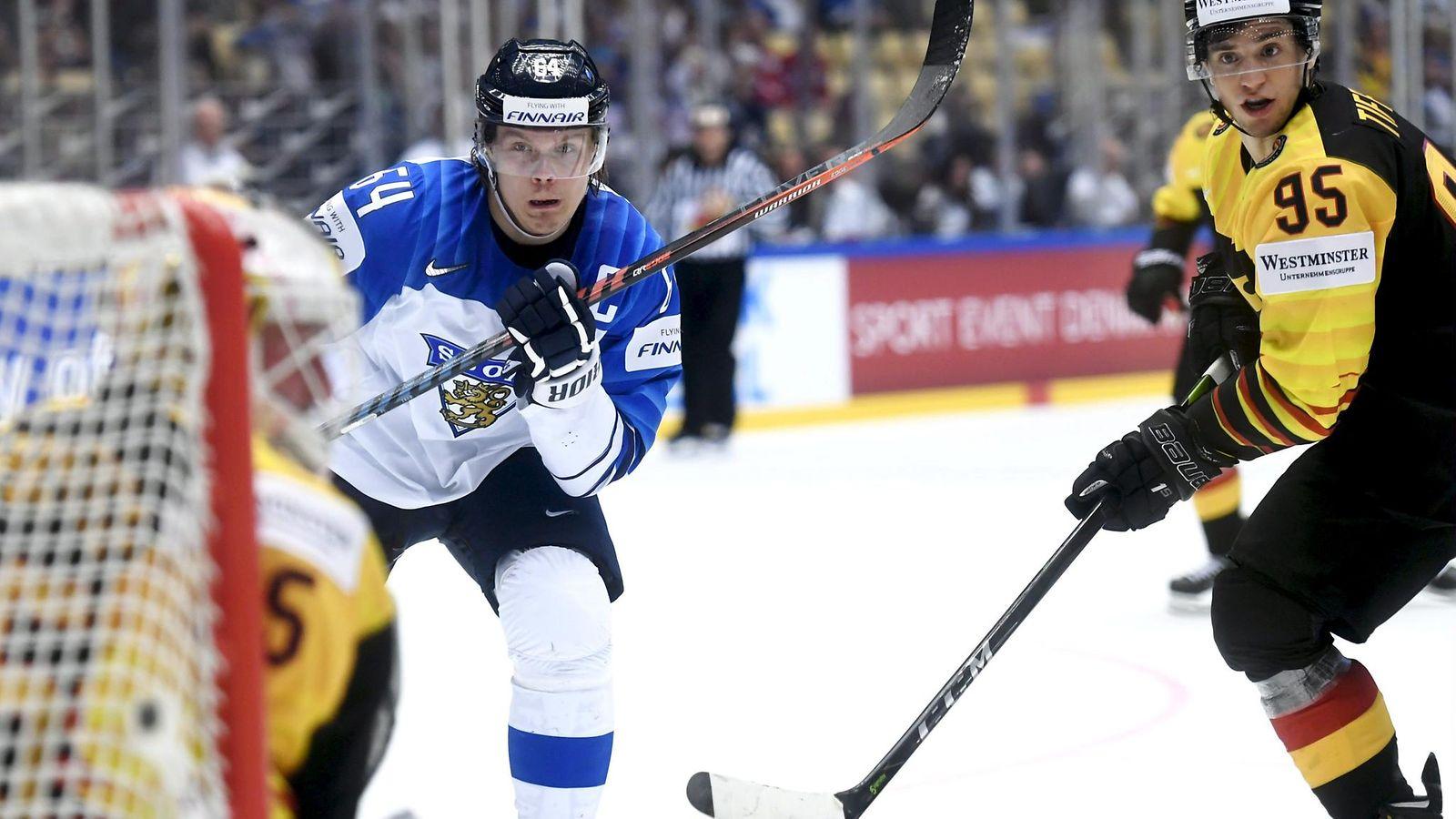 Leijonille takkiin Saksalta – lohkovoitto silti omissa käsissä! - MM-jääkiekko - Sport - MTV.fi