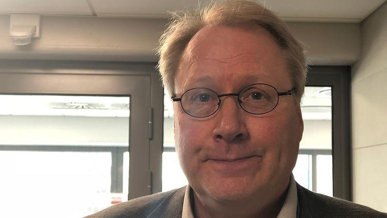 Pekka Nuutinen, johtaja