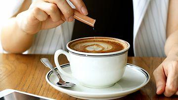 sokeri kahvi