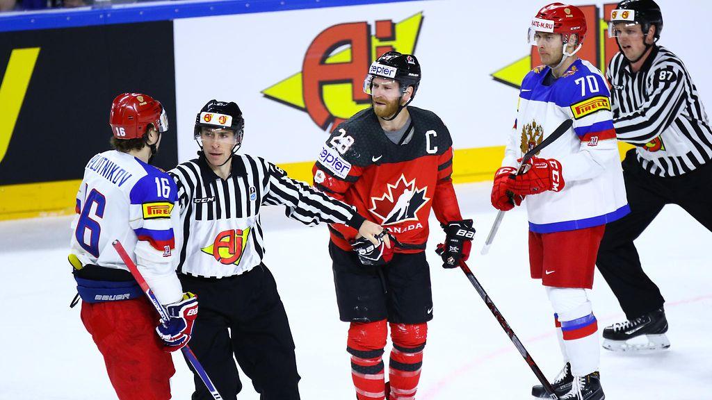 Venäjä Usa Jääkiekko