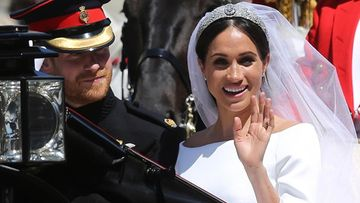 Prinssi harry herttuatar Meghan 19.5.2018
