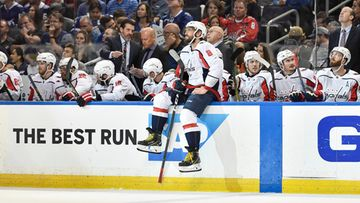 Aleksandr Ovetshkin ja Washington Capitals
