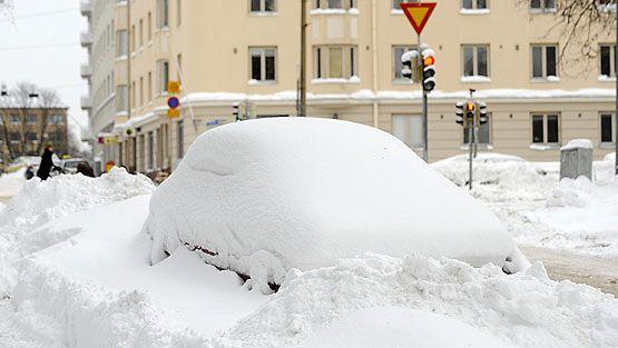 Lumi Laukut Suomi : L?nsi lapissa eniten lunta helsinki tulee kakkosena