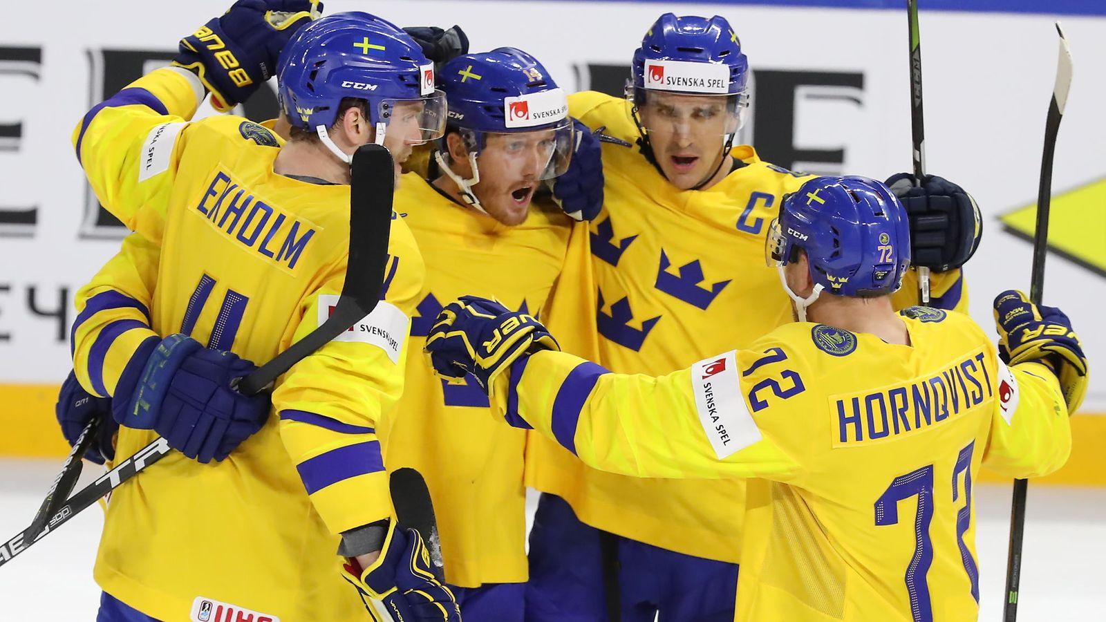 Tre Kronorille MM-kultaa viime vuoden tapaan – näin lähellä Sveitsi oli historiallista tekoa ...