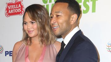 Chrissy Teigen ja John Legend 26.4.2018
