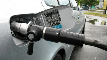 gasum kaasuauto tankkaus