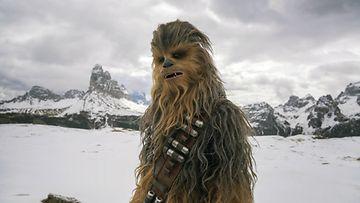 Chewbacca eli Joonas Suotamo Solo: A Star Wars Story 2018