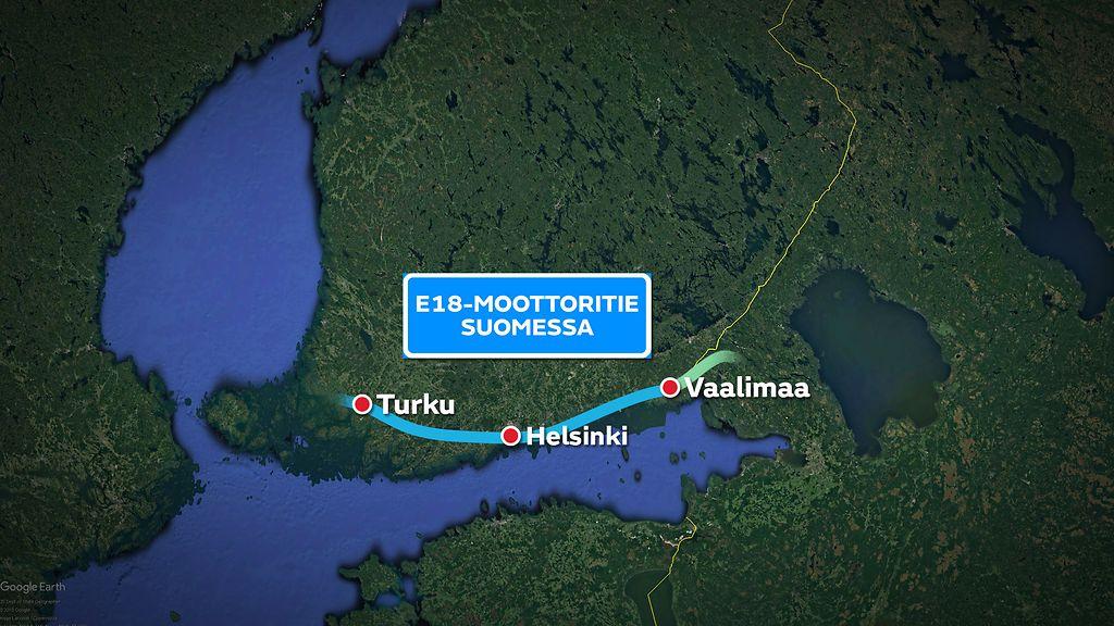 Uskomatonta Mutta Totta Suomen Ensimmainen Moottoritie On