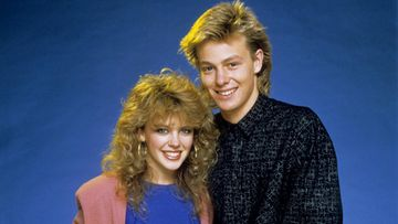 Kylie Minogue ja Jason Donovan 1988 Neighbours