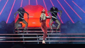 Kylie Minogue Pori Jazz heinäkuu 2015