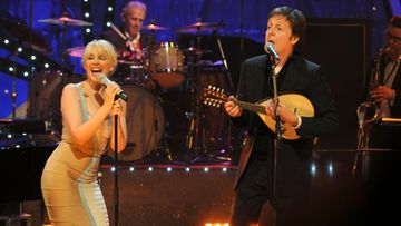 Kylie Minogue ja Paul McCartney 2007