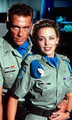 Kylie Minogue ja Jean-Claude Van Damme 1994 Street Fighter