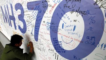 MH370 malesialaiskone