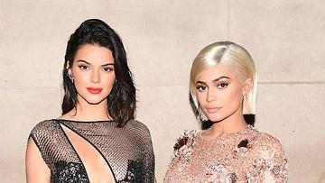 Kylie ja Kendall Jenner
