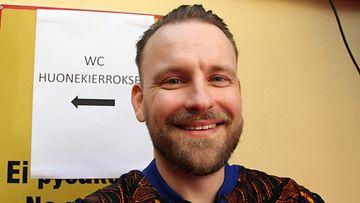 Sampo Marjomaa Hotelli Helkan kesäjuhlat 31.5.2018 4