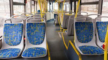 linja-auto bussi