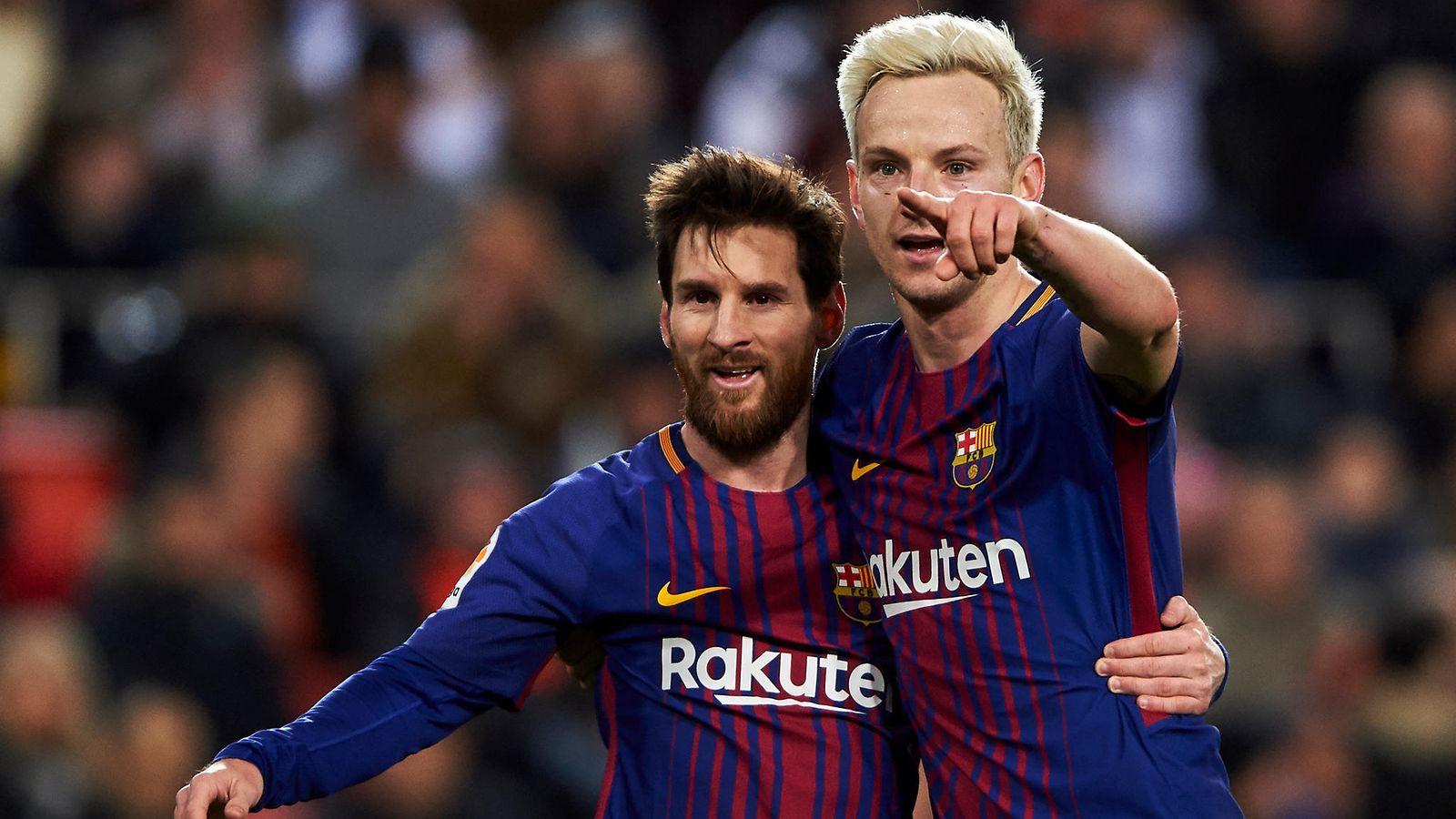 Joukkuekaverin hurja väite: Jos Lionel Messi olisi tennispelaaja, hän  voittaisi 50 grand slam -turnausta - MTVuutiset.fi