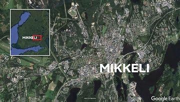 Kartta - Mikkeli 2