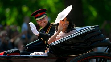 prinssi Harry herttuatar Meghan 9.6.2018