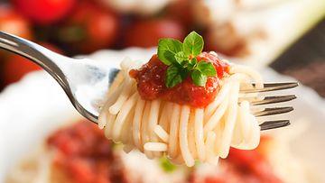 pasta tomaattikastike