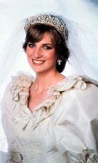 prinsessa diana häät 1981