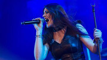 Nightwish-solisti Floor Jansen.