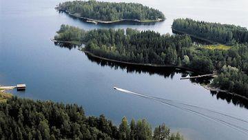 AOP Haukivesi järvi
