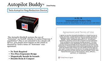 autopilot buddy website