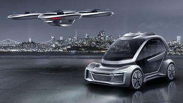 Audi lentävä taksi