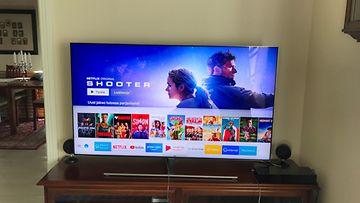 Samsung Q7FN -televisio