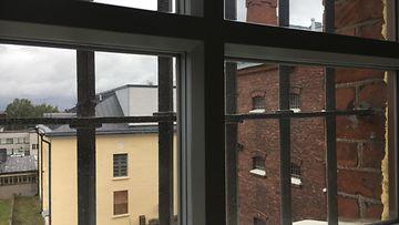 Helsingin vankila, ikkuna