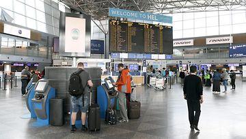 LK Helsinki-Vantaa, lentokenttä