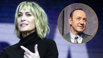 Robin Wright Kevin Spacey