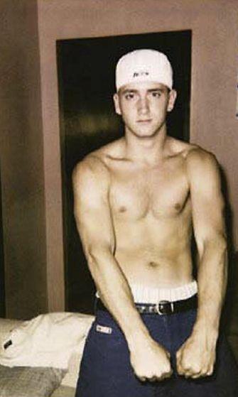 Eminem 18-vuotias