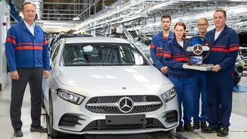 valmet automotive mercedes-benz a-sarja