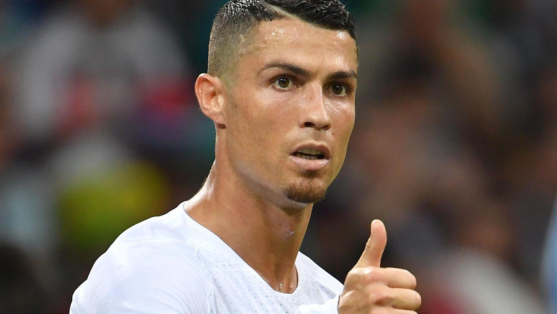 Cristiano Ronaldo Palkka