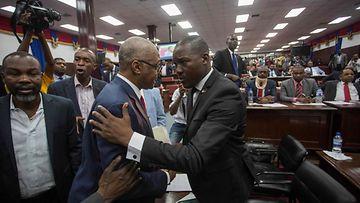 haiti pääministeri jack guy lafontant