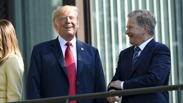 Trump ja Niinsistö