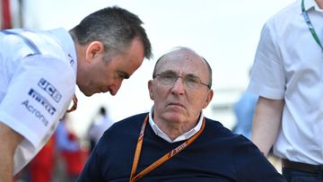 Paddy Lowe ja Frank Williams