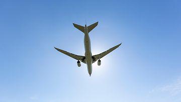 lentokone lento