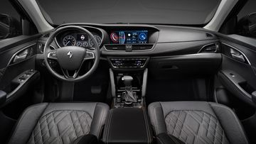 borgward bx7 in
