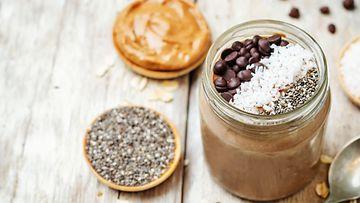 tuorepuuro suklaa