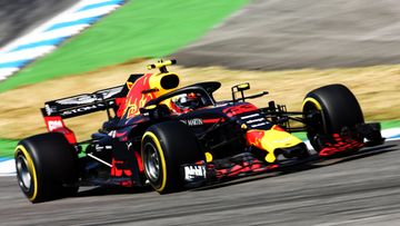 Red Bull Hockenheim radalla 1