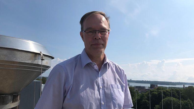 Heikki Tuomenvirta, erikoistutkija, Ilmatieteen laitos