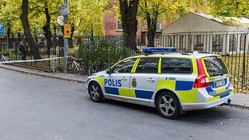 ruotsin polisii aop