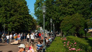 AOP Helle Helsinki Esplanadi