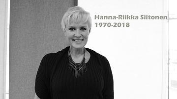 Etusivu Hanna-Riikka Siitonen on kuollut